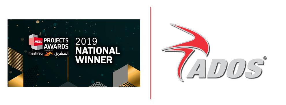 ADOS wins MEED National Award 2019 | Abu Dhabi Oilfield Services Company